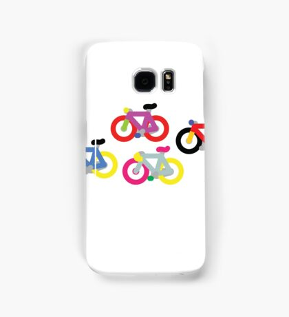 Fatty Fixie by Jeppe K Ringsted Samsung Galaxy Case/Skin