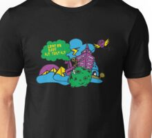 DEAD PENGUIN RECORD Unisex T-Shirt