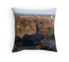 Scout Reports Throw Pillow