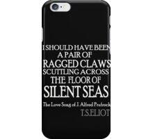 Ragged Claws 2 iPhone Case/Skin