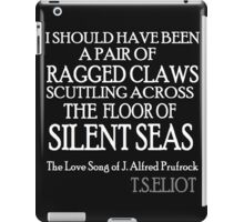 Ragged Claws 2 iPad Case/Skin