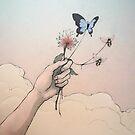 my hand by Brandon McDonald