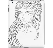 Sarah Kerrigan, the Queen of Blades (Black) iPad Case/Skin