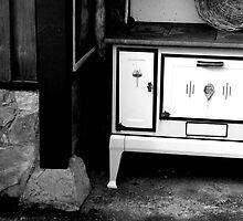 Antique Kitchen by Dawn Palmerley