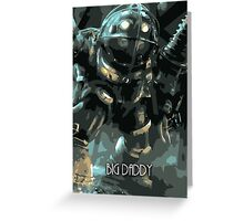 Big Daddy Greeting Card