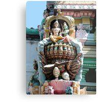 Hindu Deities, India Metal Print