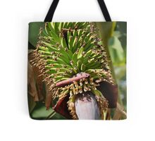 Bananas Flower Tote Bag
