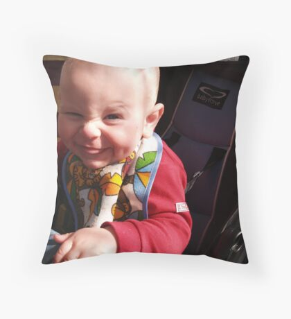 KOBI Throw Pillow