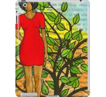 Feeling ONE with Nature - SILK iPad Case/Skin
