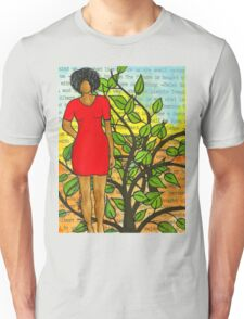 Feeling ONE with Nature - SILK Unisex T-Shirt
