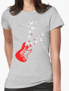 Butterfly Guitar T-Shirt