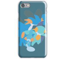 Mudkip Evolution iPhone Case/Skin