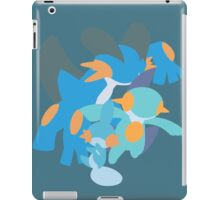 Mudkip Evolution iPad Case/Skin