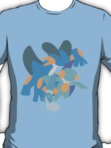 Mudkip Evolution T-Shirt