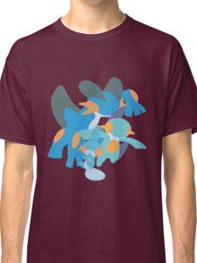 Mudkip Evolution Classic T-Shirt