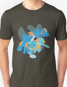 Mudkip Evolution T-Shirt