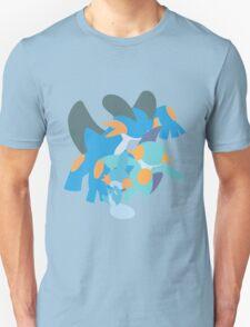 Mudkip Evolution Unisex T-Shirt
