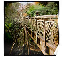 TTV Rhododendron Bridge Poster