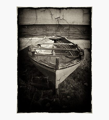 Boat Photographic Print
