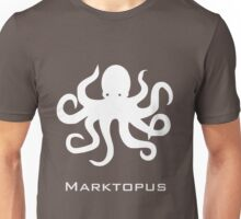 Marktopus White Unisex T-Shirt