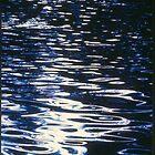 Blue water by gluca