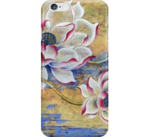"""""""In the Stream of Consciousness"""" from the series """"In the Lotus Land"""" iPhone Case/Skin"""