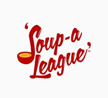Soup-a League Womens Fitted T-Shirt