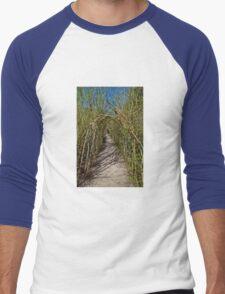 The Willow Walk Men's Baseball ¾ T-Shirt