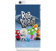 Rob the Robot! iPhone Case/Skin