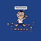 Traaaaiiinss by Randyotter