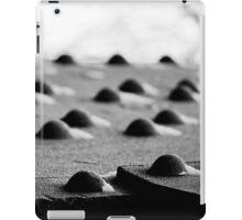 the quiet ones iPad Case/Skin