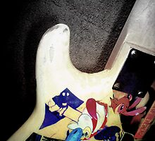 I'll Pay the Bills With This Guitar. by Brigette-Renee Basarab