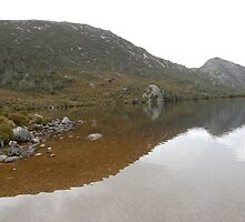 A quiet time at Cradle mountain by cradlemountain