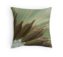 Dandi Seeds Throw Pillow