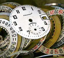 Get time by Etienne RUGGERI Artwork eRAW