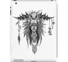 Prehistoric Elf Witch Doctor iPad Case/Skin