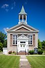 Cobblestone Church Alton, NY by wolftinz
