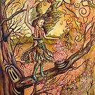 Autumn Fairy by Tina-Renae