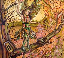 Autumn Fairy by Tina-Renae