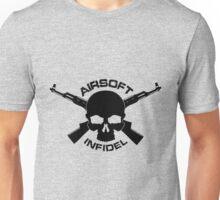 Airsoft Infidel Unisex T-Shirt