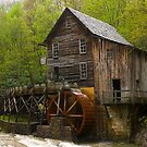 Glade Creek Grist Mill by KSkinner