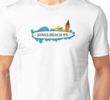 Jones Beach - Long Island. Unisex T-Shirt