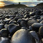 Dunstanburgh Boulders by MartinWilliams