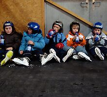 junior ice hockey league by Kim73