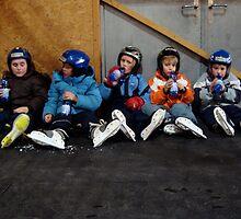 junior ice hockey league by Kim73