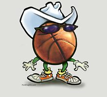 Basketball Cowboy Unisex T-Shirt