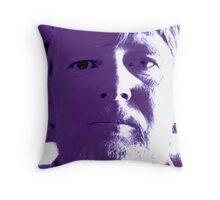 the narcissus of enigmatistic salvage Throw Pillow