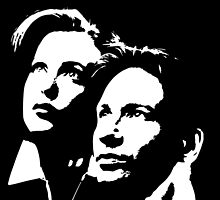 X files by monsterplanet