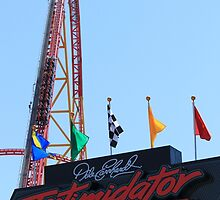 Intimidator, Carowinds by coasterfan94