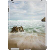 St Pauls Beach, Sorrento iPad Case/Skin